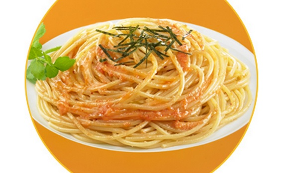 "Kewpie ""Pasta Sauce Karashi Mentaiko"" Spicy Seasoned Cod Roe from ..."